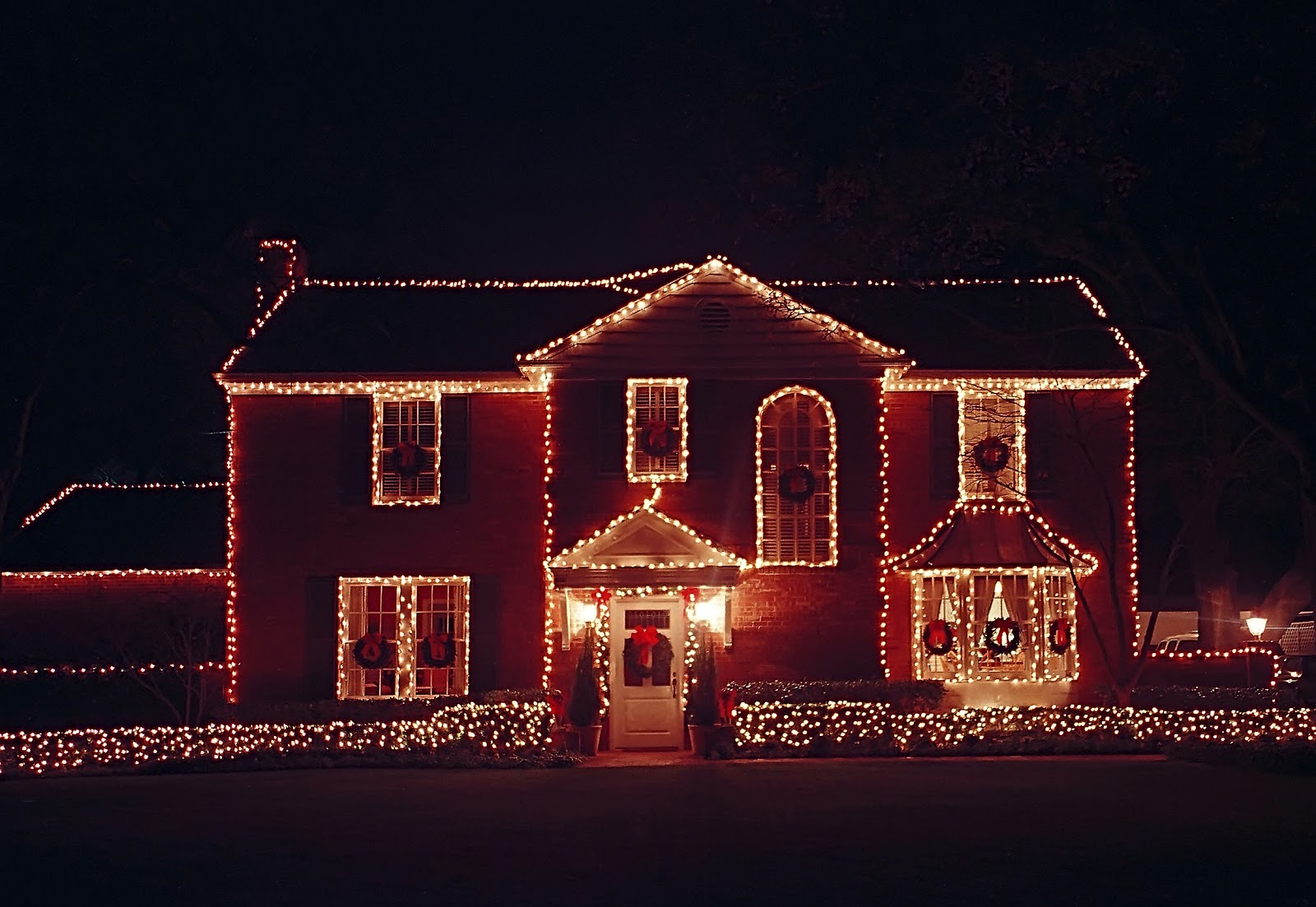 Christmas decorating companies | christmas light display