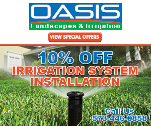 10% Off Irrigation System Installation